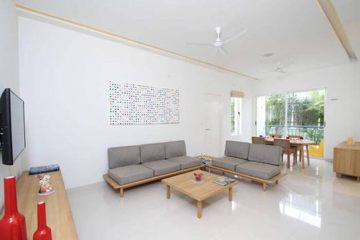 Peacefull Homes In Bangalore