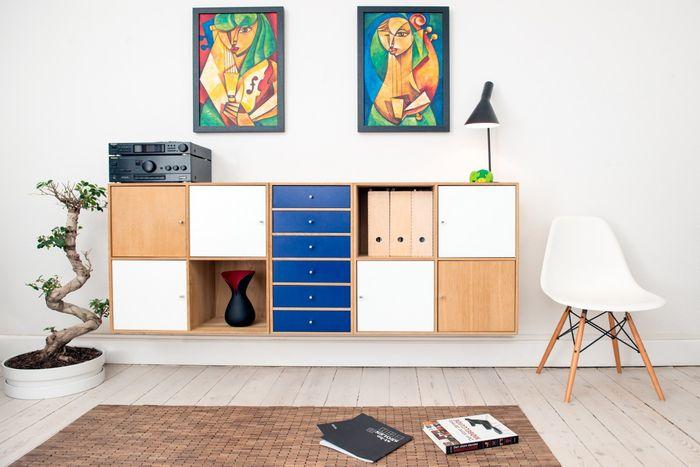 Apartment Color Schemes